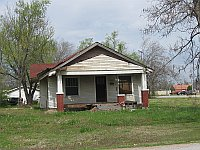 USA - Chelsea OK - Abandoned House (16 Apr 2009)